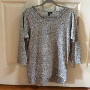 Cynthia Rowley light weight sweatshirt.